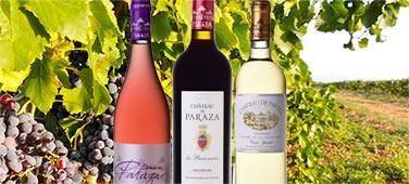 grands vins du Château de Paraza, Minervois, Languedoc