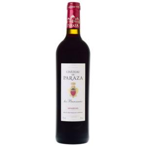 Les Baronnies vins du Minervois AOC grand vin du Languedoc
