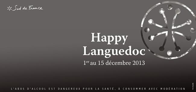 Happy Languedoc vins du Languedoc à déguster dans toute la france