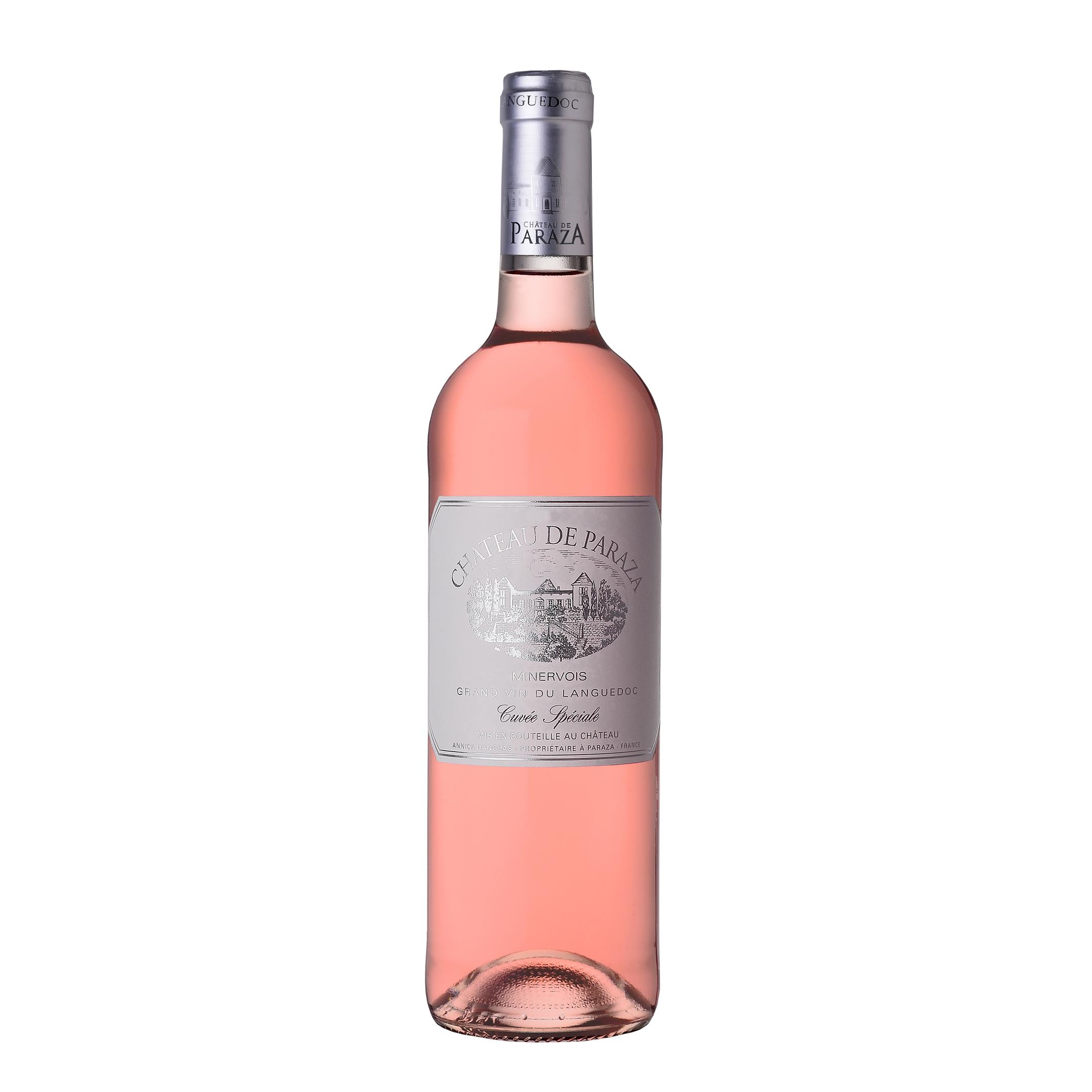 vin du Minervois rosé Languedoc France