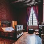 Suite du Roi / chambre d'hôte château de Paraza