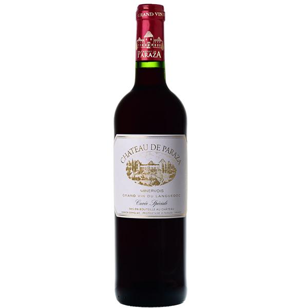 Cuvée speciale vins du Minervois