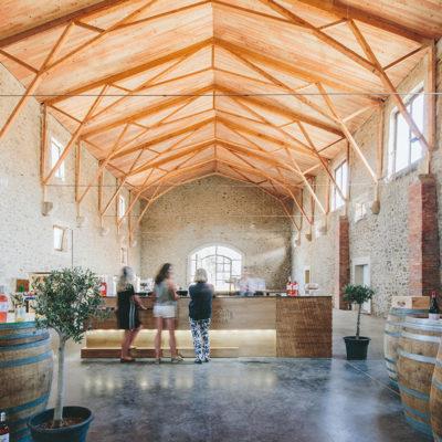Experiences au Caveau de dégustation du Château de Paraza