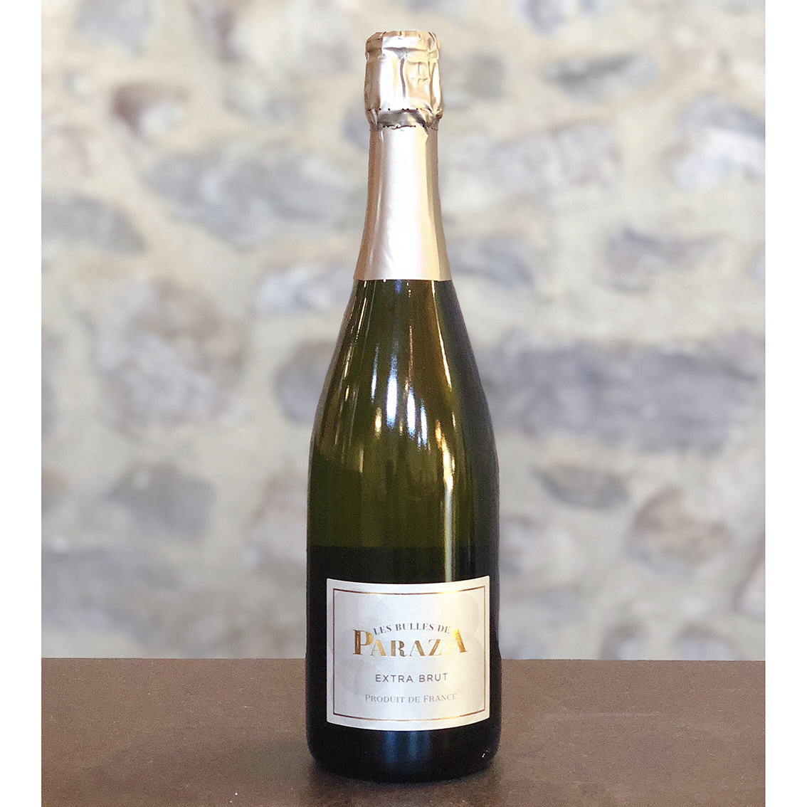 Les Bulles de Paraza vin du Chateau de Paraza great sparkling wine from France