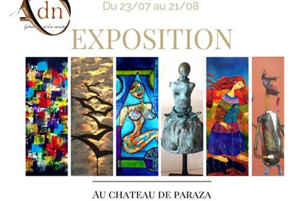 Exposition arts et vins 2016