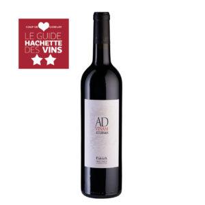 Ad Vinam AOC Minervois Grand vin du Languedoc Famille Danglas Chateau de Paraza