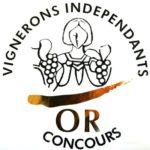 medaille or concours des vignerons indépendants vins du minervois