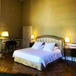 Chambre d'hôte du château de Paraza / suite de la comtesse