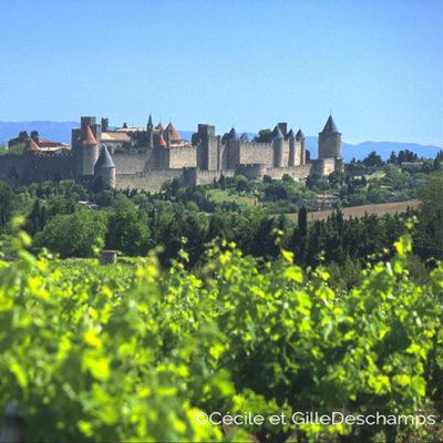 patrimoine Carcassonne - Céline et Gille Deschamps
